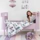 奇哥 sebra 粉彩世界可調嬰兒床-粉色 product thumbnail 1