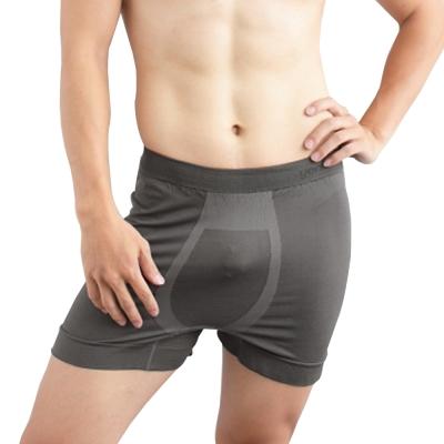 男內褲 極品竹炭無縫平口褲(超值6入) 源之氣