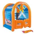 《凡太奇》Hot Wheels。洗車屋造型充氣遊戲池93406