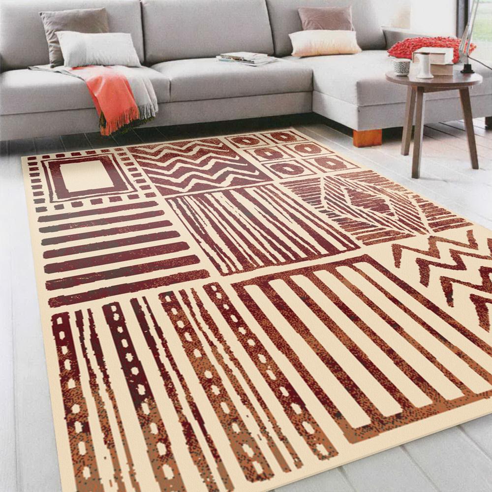 范登伯格 - 艾薇兒 多變視覺地毯 - 古文明 (160 x 230cm)