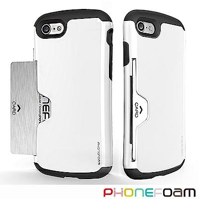 Phonefoam Golf iPhone 8 插卡式立架吸震保護殼