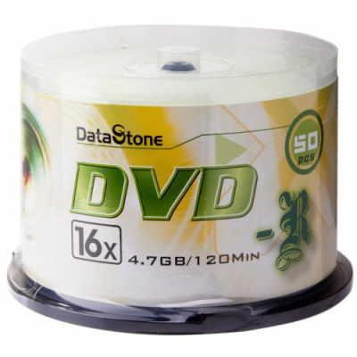 DataStone-羽毛版-DVD-R-16X-燒錄片-100片