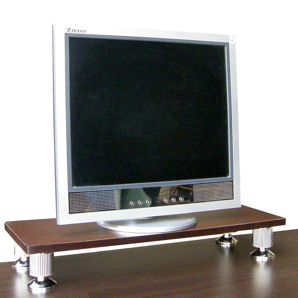 頂堅 桌上型置物架 24cm x 60 cm 二色可選