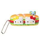 Sanrio 三麗鷗明星趣味麵包店系列造型玩偶吊鍊(KITTY)