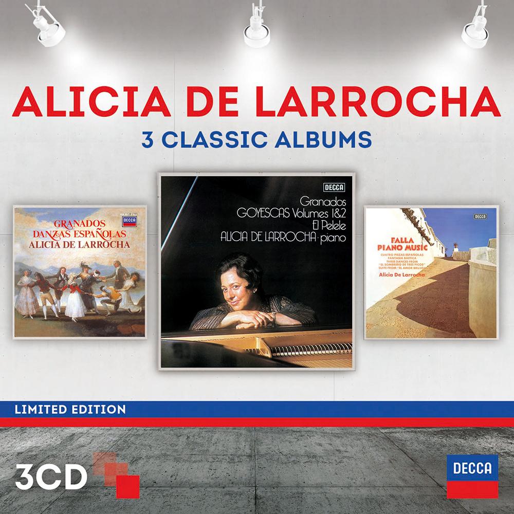 拉蘿佳/經典3名盤(3CD)