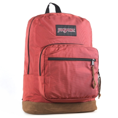 JanSport DIGITAL背包(RIGHT PACK)-低調紅