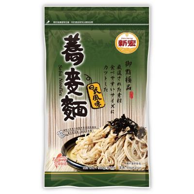 新宏 日式風味蕎麥麵(500g)