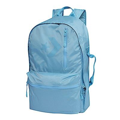 CONVERSE-後背包10006674-A03-水藍