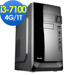 華碩H110平台【假面狂龍】i3雙核4G/1T燒錄