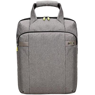 CARANY卡拉羊 男士商務手提背包17吋電腦公事後背包(深灰)58-0017