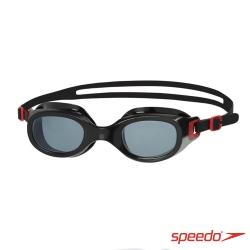 SPEEDO 成人 泳鏡 Futura Classic 紅-灰