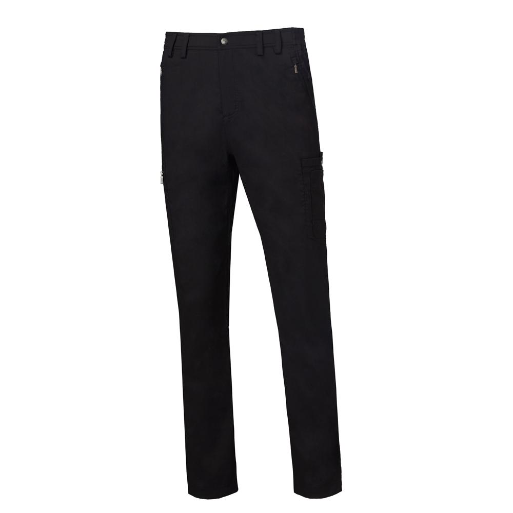 【Wildland 荒野】男CODURA彈性抗UV貼袋長褲