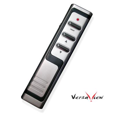 VersaView-VB01專業級紅光雷射無線簡報器-翻頁器