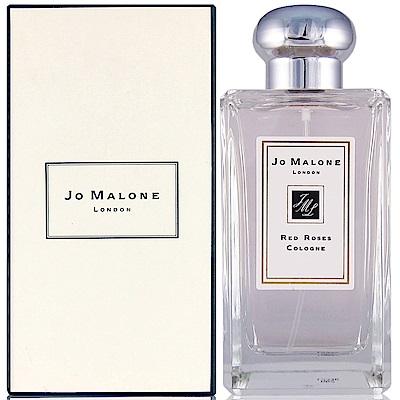 Jo Malone 紅玫瑰100ml(英國進口有盒有紙袋)