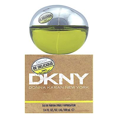 DKNY Be Delicious青蘋果淡香精100ml