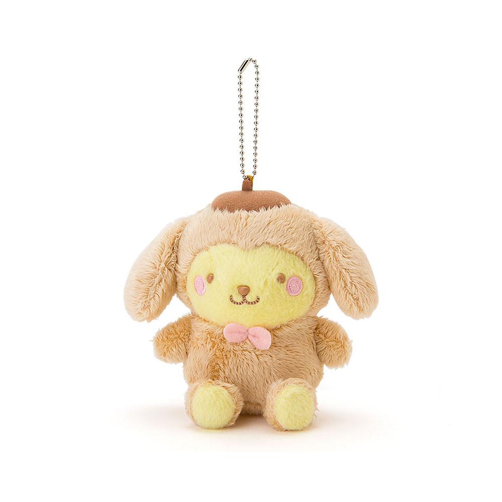 Sanrio布丁狗裝扮小猴玩偶吊鍊