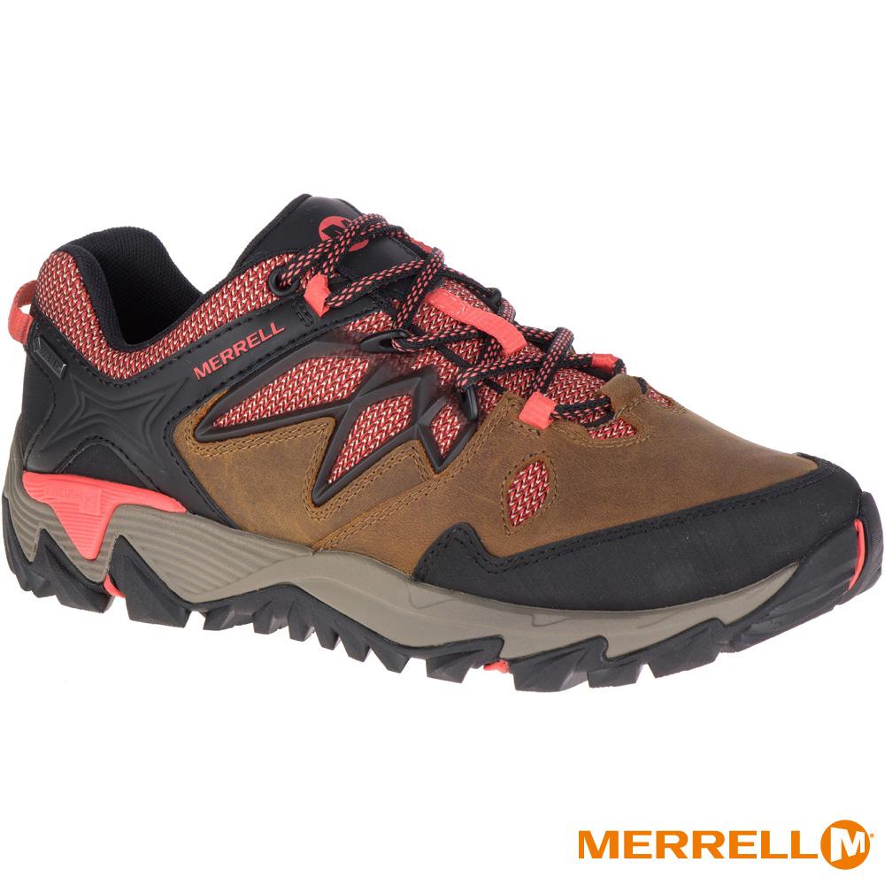 MERRELL ALLOUTBLAZE2 GTX 登山女鞋-粉(12104)