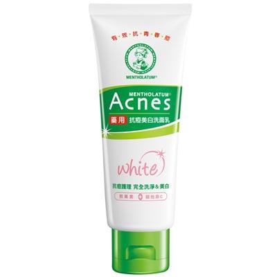 曼秀雷敦 Acnes 藥用抗痘美白洗面乳   100g
