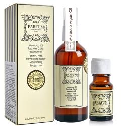 Parfum 巴黎帕芬 經典香水摩洛哥護髮油100ml+10ml