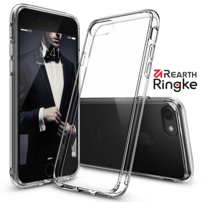 RINGKE iPhone 7 (4.7) Fusion 透明背蓋防撞手機殼