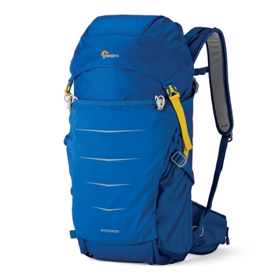 LOWEPRO 運動攝影家 BP300AW II 藍 專業相機背包 (台閔公司貨...