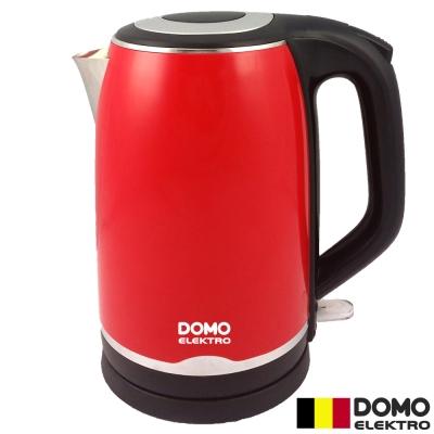 比利時DOMO-2L歐風不鏽鋼快煮壺(DM491WKT)