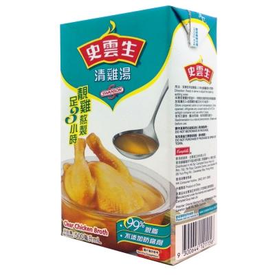史雲生 清雞湯(500ml)