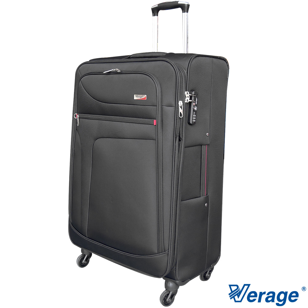 Verage ~28吋 風格流線系列行李箱(黑)