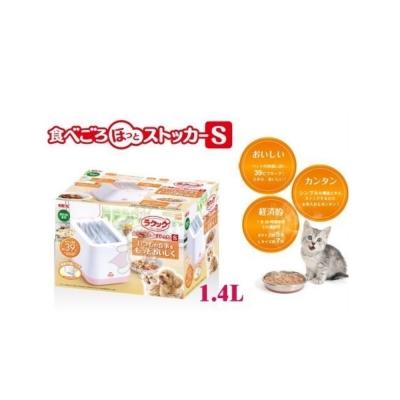 日本GEX《犬貓用暖食器》S號1.4L