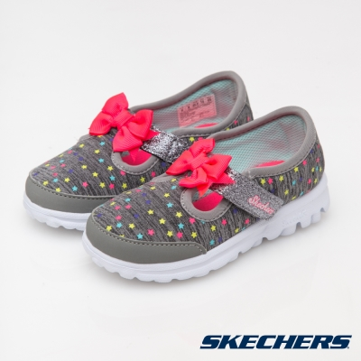 SKECHERS (童) 女嬰系列 GO WALK - 81148NGYMT