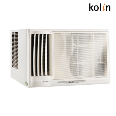 KOLIN 歌林 4-5坪「節能不滴水」左吹窗型冷氣 KD-282L06