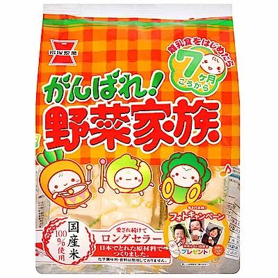 岩塚製果 野菜家族米果(51g)