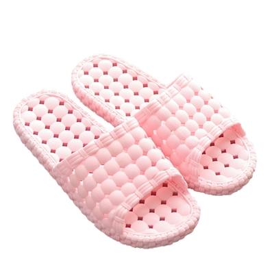 韓版超柔浴室瀝水防滑拖鞋(女款6色)-1雙入
