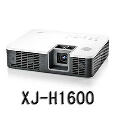 CASIO 高亮度雷射LED投影機(XJ-H 1600 )