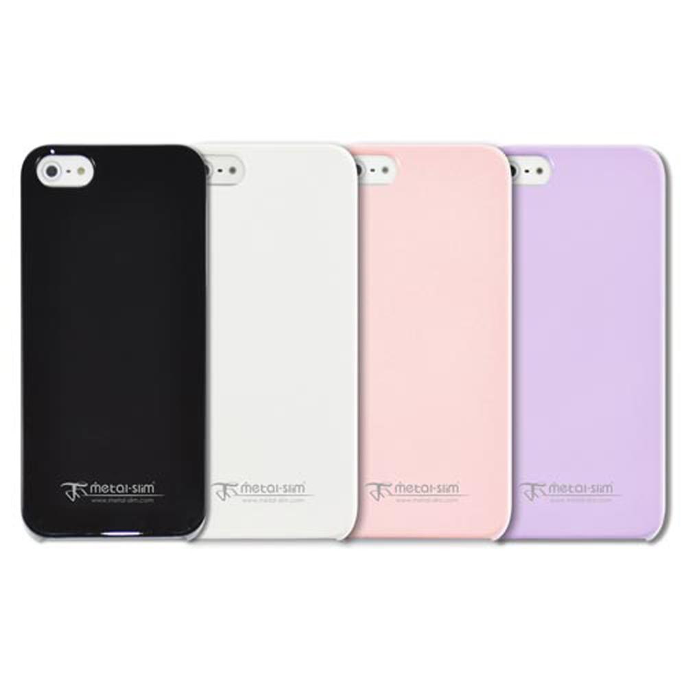Metal-Slim Apple IPHONE 5/5S/SE亮面系列手機殼