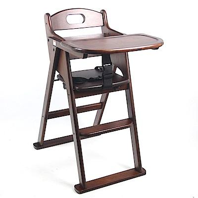 Sweet Baby 木頭餐椅