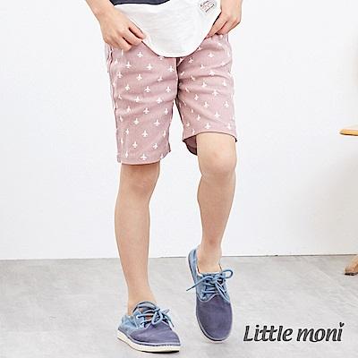 Little moni 印花短褲 (2色可選)