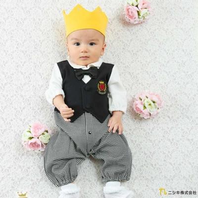 Nishiki 日本株式會社 鬆緊皇冠頭飾