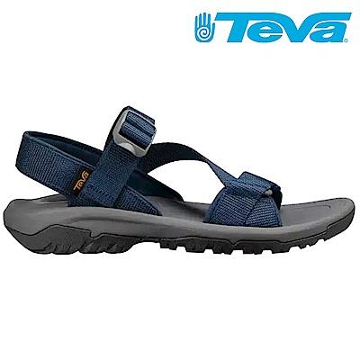 TEVA Hurricane XLT2 Cross Strap 男休閒涼鞋 深藍