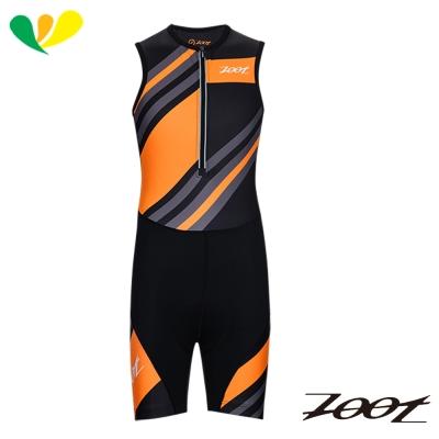 ZOOT 肌能連身專業級小鐵人服(男)(彩紋黃) Z1706028