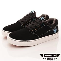 ARNOR-潮流休閒板鞋-SE3280個性黑(男段)