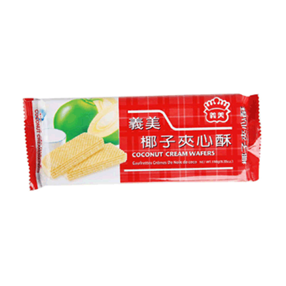 義美 椰子夾心酥(152gx12包)
