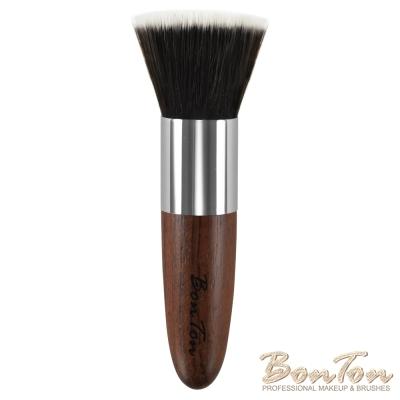 BonTon 經典系列 拋光式粉底、蜜粉、粉餅、洗臉刷 頂級原木RT01