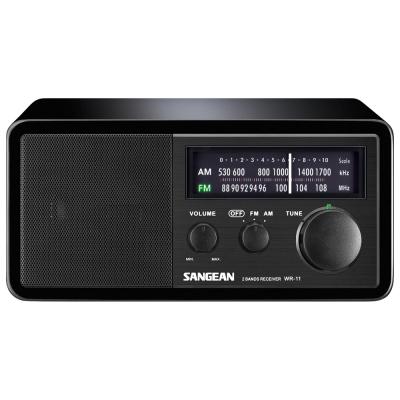 SANGEAN 二波段收音機 WR11