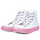 CONVERSE-女休閒鞋162239C-白