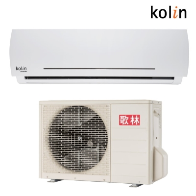 KOLIN 歌林 3-4坪「變頻冷暖一對一」KDV-20202 /KSA-202DV02