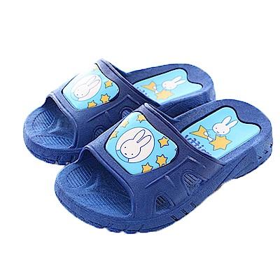 米飛兔休閒拖鞋 藍 sk0395 魔法Baby