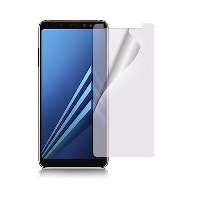 魔力 Samsung Galaxy A8 2018 高透光抗刮螢幕保護貼-非滿版