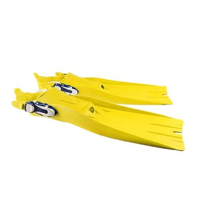 V.DIVE 威帶夫 V.STYLE 調整式蛙鞋套-F776Y 明亮黃