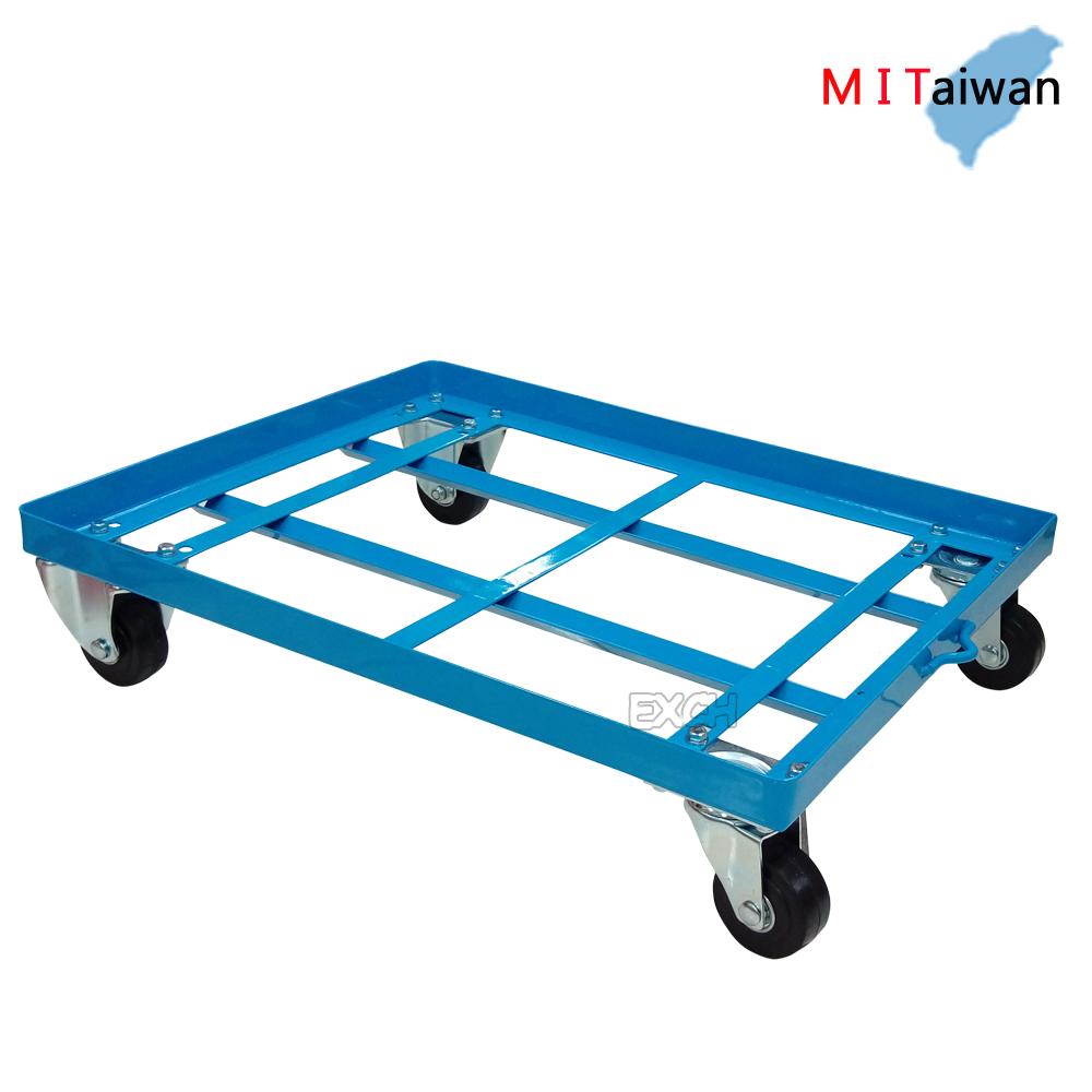 100%台灣製 中型鐵製忍者龜(平板車/手推車)